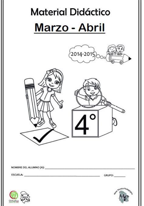 material didctico de apoyo del cuarto grado para el material de apoyo del cuarto grado para el cuarto bloque