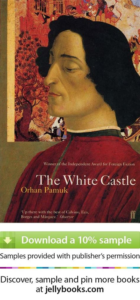 the white castle faber 0571309690 the white castle by orhan pamuk download a free ebook sle and give it a try don t forget
