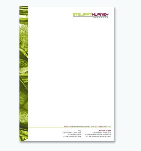 Business Letterhead Requirements Australia Letterhead Design Sles Letterhead Printing Stationery Printers Colour Photo Quality Sale