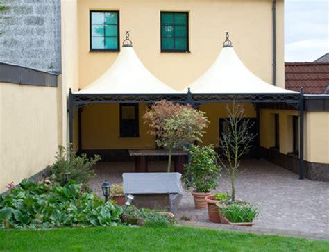 Anbau Pavillon 4x3 by Bo Wi Outdoor Living Referenzen 220 Berdachung
