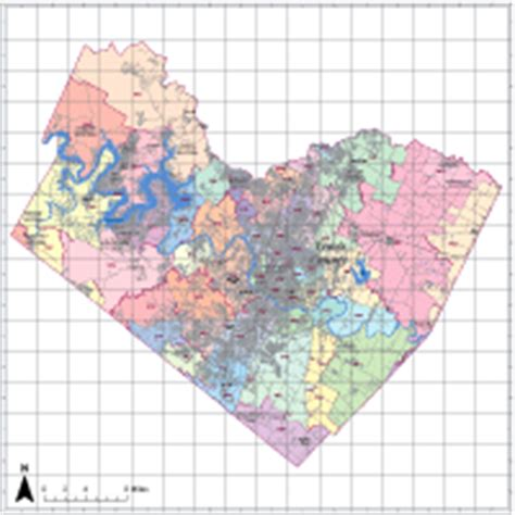 where is travis county on a map editable travis county map illustrator pdf digital