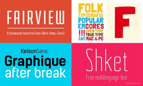 font design free download 27 professional free fonts for graphic and web designers