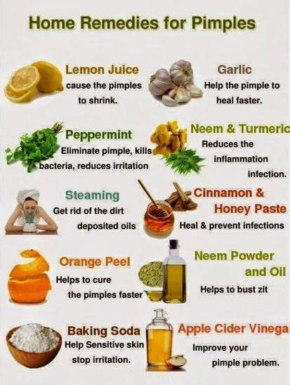 25 best ideas about acne home remedies on