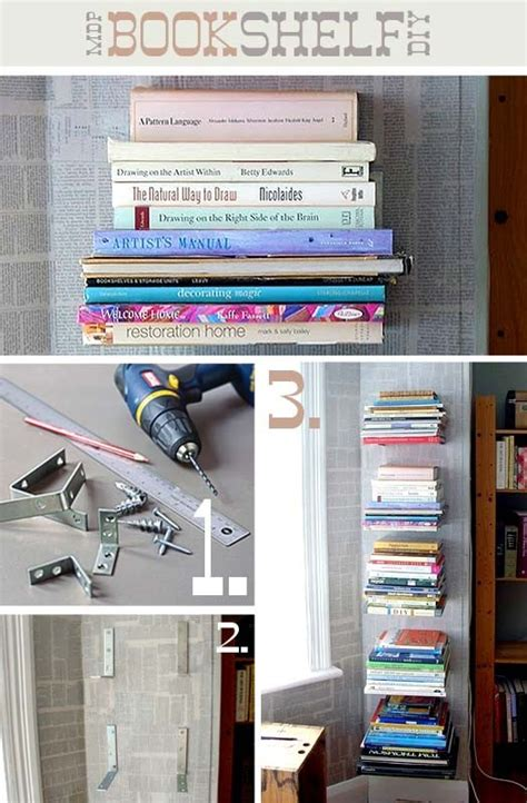 diy bookshelf cheap and easy to make diy pinterestdiy