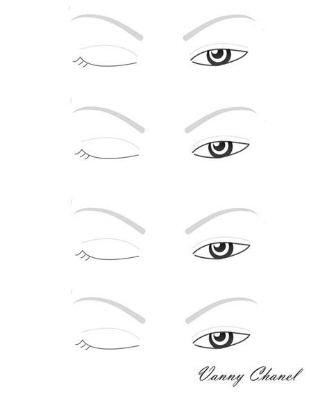 printable eyes template blank eye makeup face chart beauty makeup on pinterest