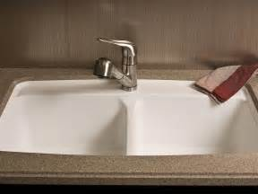 Kitchen Countertops And Sinks Solid Surface Kitchen Countertop Hgtv