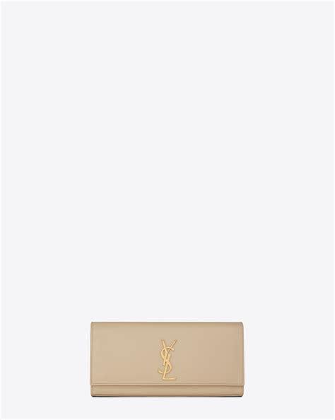Ysl Monogram Classic Clutch 4 laurent classic monogram laurent clutch in powder grain de poudre textured leather