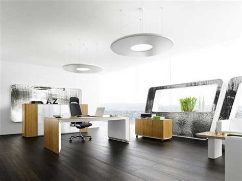 using contemporary office furniture office layouts