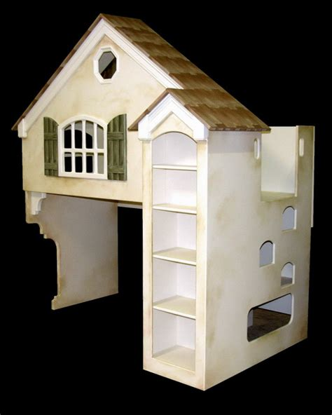 dollhouse bunk bed dollhouse loft bed