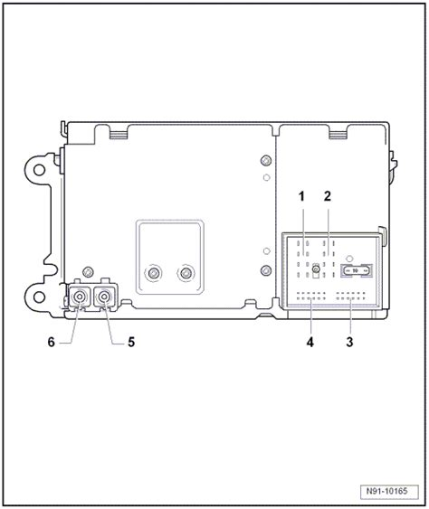 vw rcd 300 wiring diagram wiring diagram
