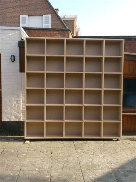 mdf bookcase by mattias lumberjocks woodworking