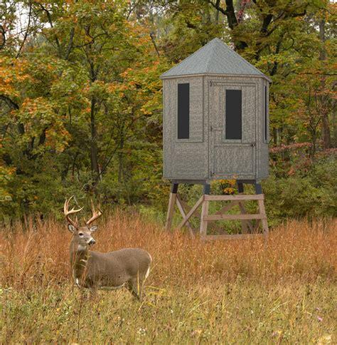 deer box blinds for sale diy blind www cottagekits blinds deer