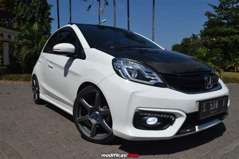 Karpet Peredam Honda Brio white honda brio rs