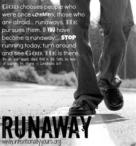 Runs Away W Posh by Runaway Intentionally Yours