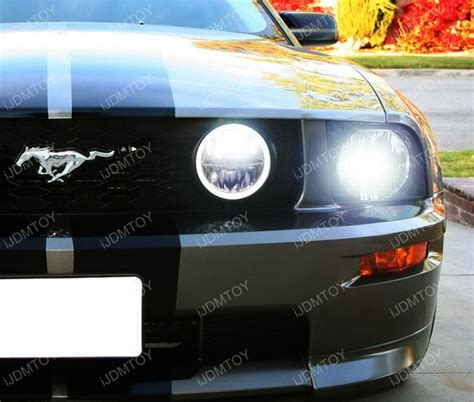 07 mustang gt fog lights ford mustang led fog light daytime running lights