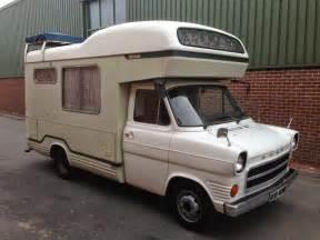 Camper Van Interior Used Rvs 1977 Ford Transit Mk1 Camper Motorhome For Sale