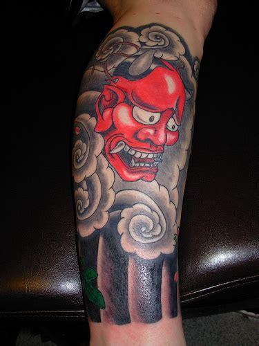japanese leg tattoo japanese leg