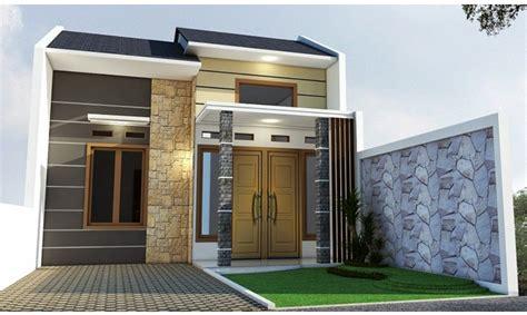 desain gapura dalam rumah minimalis desain rumah minimalis 2 lantai type 36 60 dan 36 72