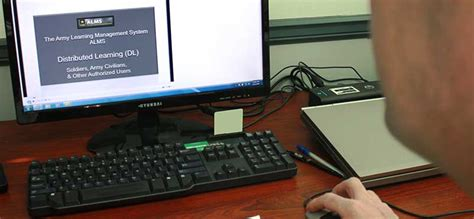 army learning management system alms help desk