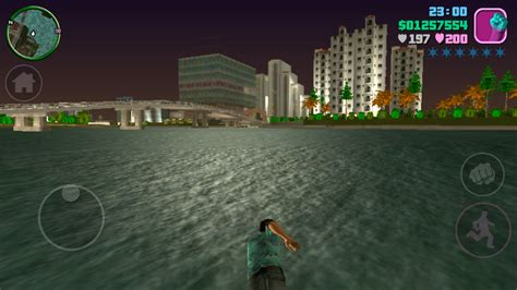 game gta mod android terbaru gta vc android mod swim climb by thirteen s