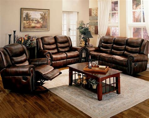 Leather Reclining Living Room Furniture Sets by Living Room Wonderful Living Room Sets Leather Living Room Sets Leather Recliner Living Room