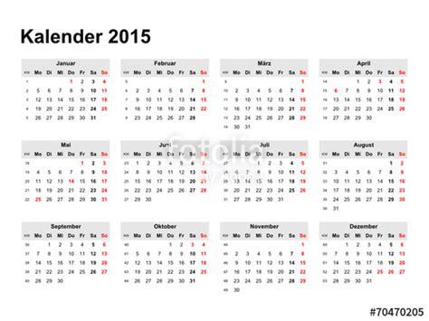 Kalender Mit Kw Quot Kalender 2015 Mit Kalenderwochen Quot Stockfotos Und