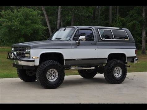 how to work on cars 1995 chevrolet k5 blazer electronic valve timing reading obd 1 codes gm 1982 1995 no tools needed 1989 k5 chevy blazer youtube