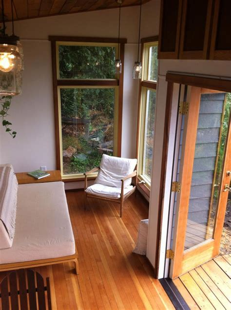 rustic modern tiny house tiny house swoon