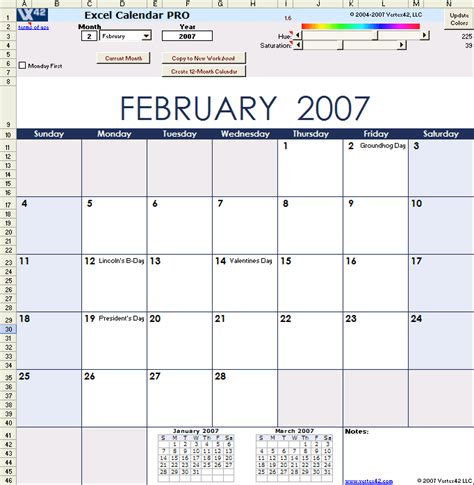 How To Create A Calendar In Excel Excel Calendar Pro