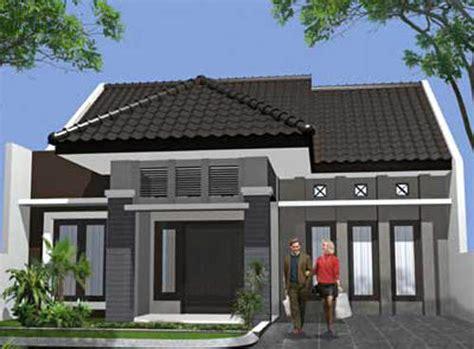 desain rumah modern februari 2015