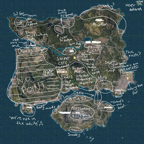 pubg map your guide to pubg now in map form pubattlegrounds
