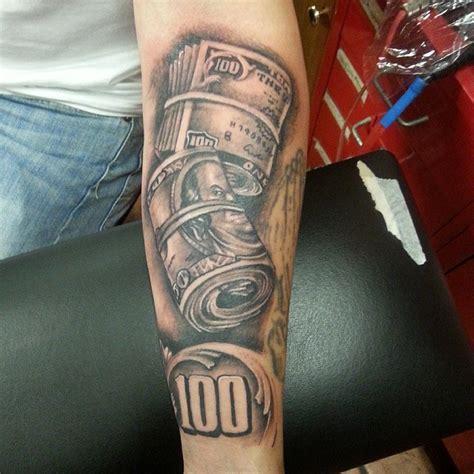 money tattoos meanings  design inkdonerightcom
