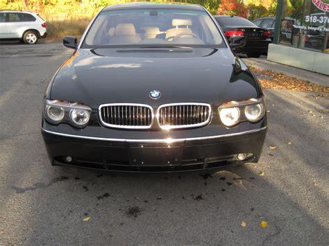 bmw dealers albany ny 2002 bmw 7 series 745li stock 14178 for sale near albany