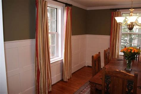 Mdf Wainscot Panel by Economical Mdf Wall Paneling Wainscoting Kits 50 Quot H 2 Tier