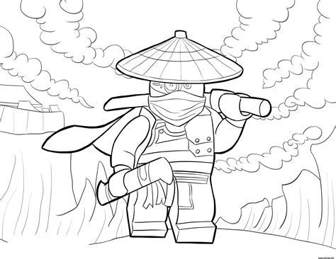 ninjago coloring pages airjitzu coloriage lego ninjago ronin dessin