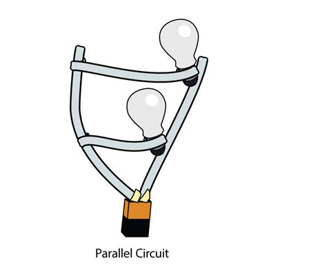 parallel circuits brightness of bulbs series and parallel circuits education