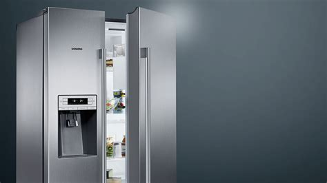 Cool Electronics by American Style Fridge Freezers Siemens