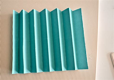 Folding Paper Accordion Style - accordion style folding paper crafts