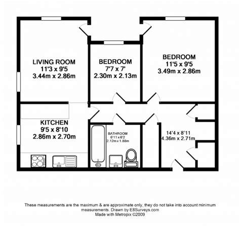 floor plan for 3 bedroom flat best download three bedroom flat floor plan home intercine