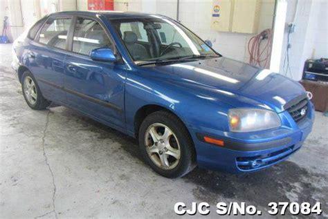 2004 hyundai elantra gt for sale 2004 left hyundai elantra blue for sale stock no