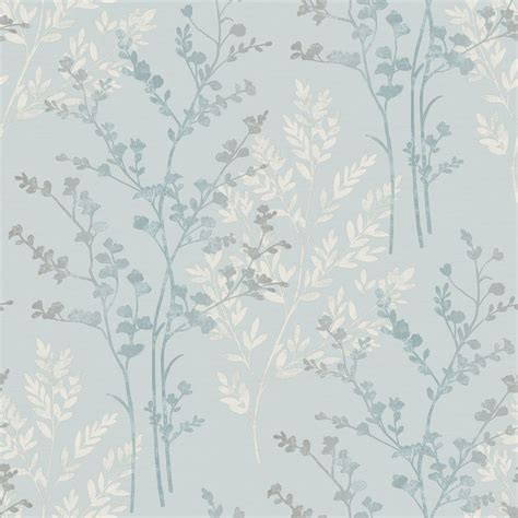Wallpaper Background Motif | fern motif teal wallpaper house stuff pinterest teal