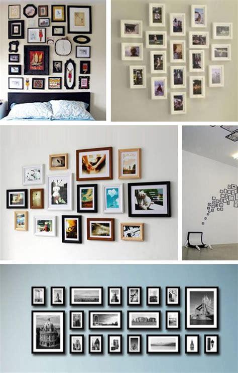 fotos an die wand fotos wand dekorieren speyeder net verschiedene ideen