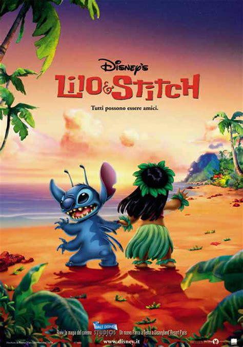 film disney uscite lilo stitch film 2002