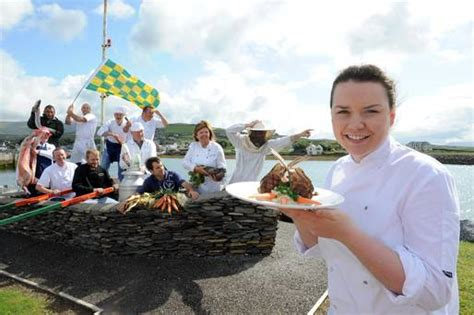 dingle dinners from the chefs of ireland s 1 foodie town books a feast for foodies top autumnal food festivals