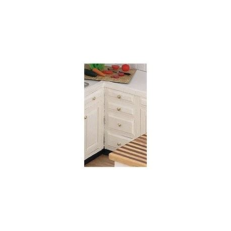 kitchen cabinet drawer kits 1 5 in base cab 4 drawer kit dollhouse kitchen