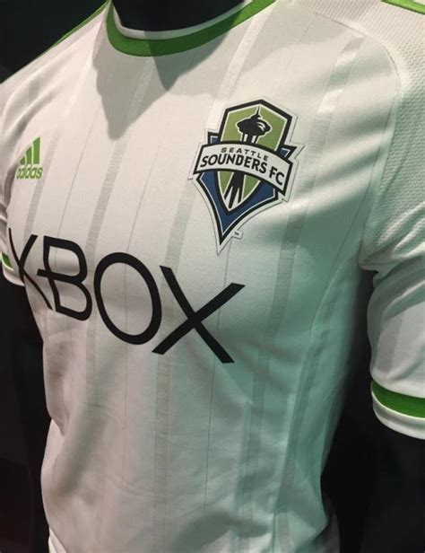 Jersey Seattle Sounders Away 20162017 Official new morocco jersey 2015 adidas morocco kits 2015 16