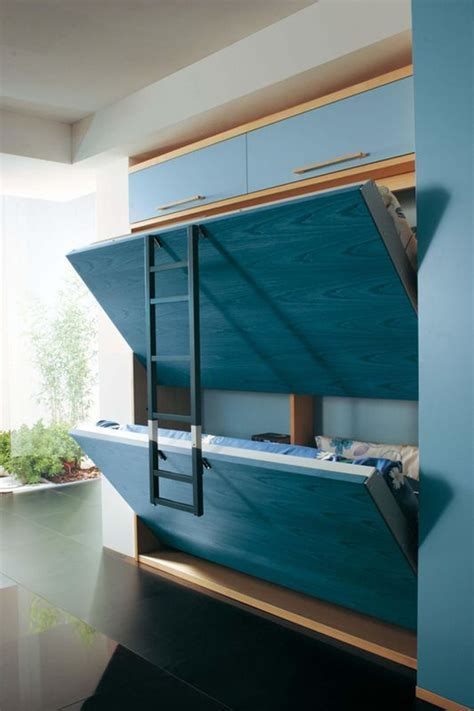 modern wall beds space saving kids beds design dazzle