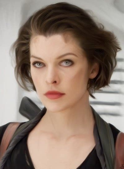 milla jovovich short film milla jovovich as alice in quot resident evil quot film franchise