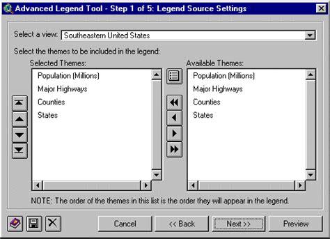 maplogic layout manager crack advanced legend step 1