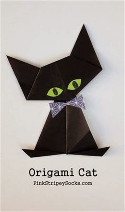 Origami Cat Advanced - origami advanced origami bunny tenley